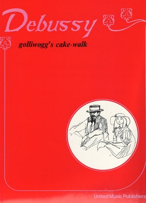 Golliwogs Cakewalk The: Piano Solo (UMP)
