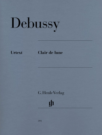 Clair De Lune: Piano  (Henle)