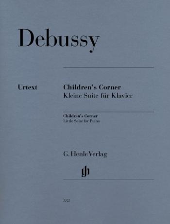 Childrens Corner: Piano  (Henle Ed)