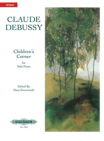 Childrens Corner: Piano (Ed Swarenski) (Peters)