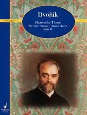 Slavonic Dances Op46: Piano (Schott Ed)