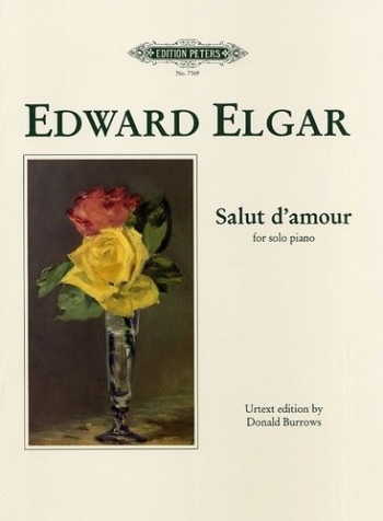 Salut Damour: Piano (Peters)