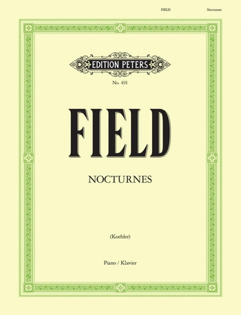 Nocturnes: Piano (Peters)