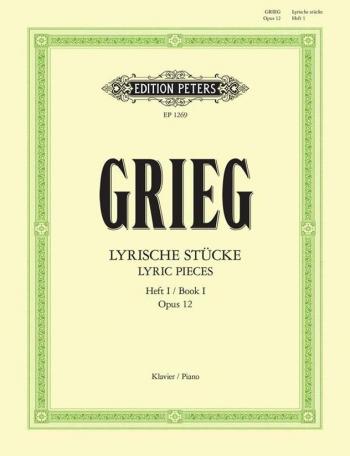 Lyric Pieces Op.12: 1: Piano (Peters)