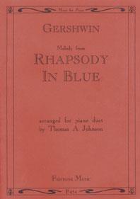 Rhapsody In Blue: Easy Piano