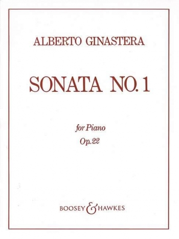 Sonata No.1 For Piano Op.22