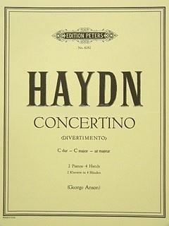Concertino In C Major