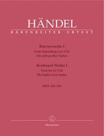 Keyboard Works: Vol.1  (Barenreiter)