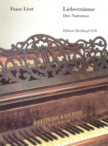 Liebstraume Drei Nocturnos: Piano (Breitkopf)