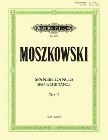 Spanish Dances Op.12: Piano (Peters)