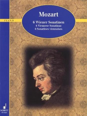 6 Viennese Sonatinas: Piano (Schott)