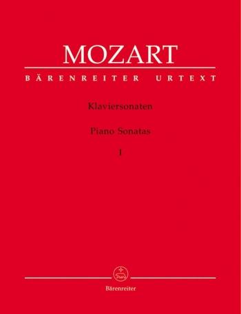 Sonatas Vol I: Nos1-9 Piano (Barenreiter)