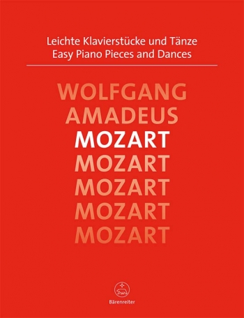 Easy Piano Pieces And Dances: Piano  (Barenreiter)