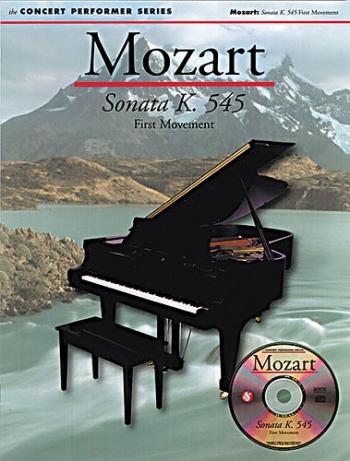 Sonata: C major: K545 First Movement: Piano