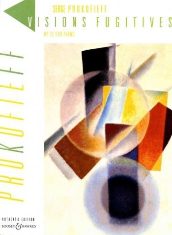 Visions Fugitives Op.22: Piano (B&H Ed)