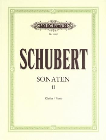 Piano Sonatas: Vol.2: Piano (Peters)