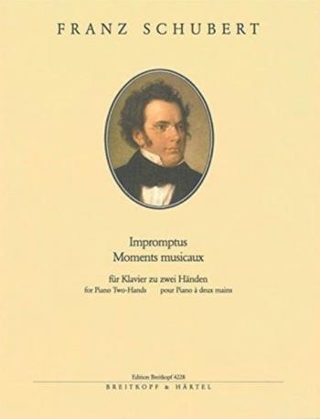 Impromptus and Moments Musicaux: Piano  (Breitkopf)