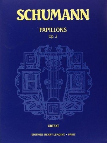 Papillons: Op.2: Piano