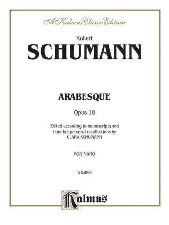 Arabesque Op.18