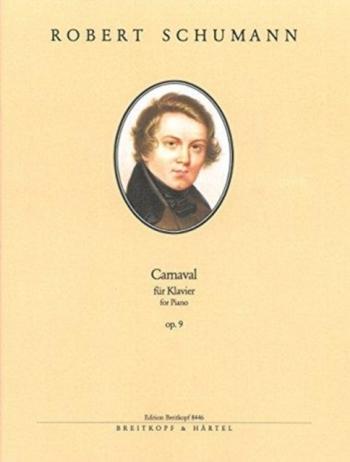 Carnaval Op.9: Piano (Breitkopf)