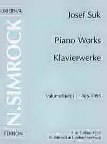 Piano Works: Vol.1: Piano