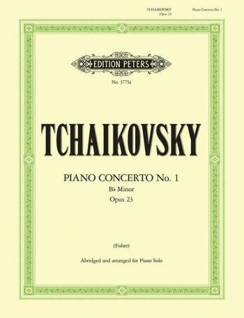 Concerto: Bb Minor: No.1: Op.23 (Abridged): Piano  (Peters)