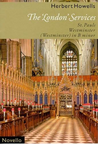 London Service The: Vocal Score