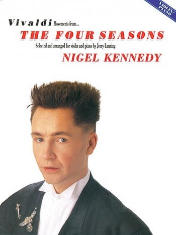 Four Seasons: Movements From The: Violin and Piano