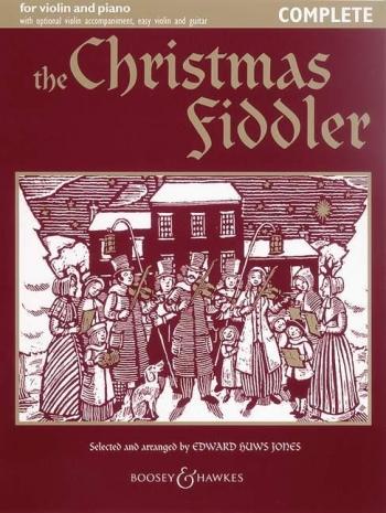 Christmas Fiddler: Violin: Complete