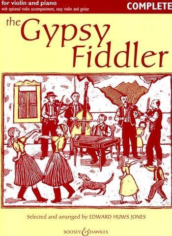 Gypsy Fiddler: Violin: Complete