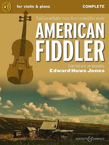 American Fiddler: Violin & Piano Complete