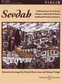 Sevdah: Violin: Part Only