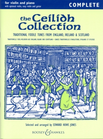 Ceilidh Collection: Violin Complete