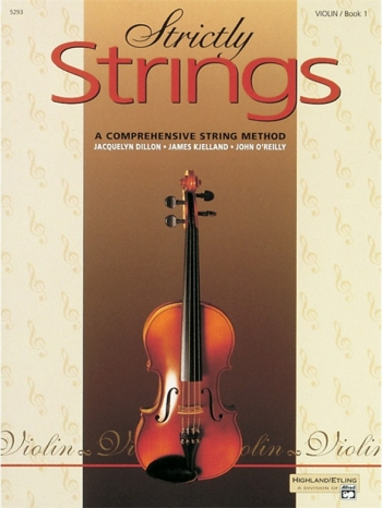 Strictly Strings Book 1: Violin