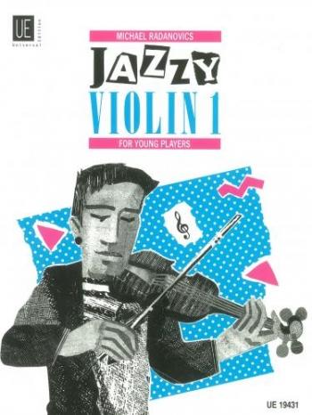 Jazzy Violin: 1: Violin & Piano  (radanovics)