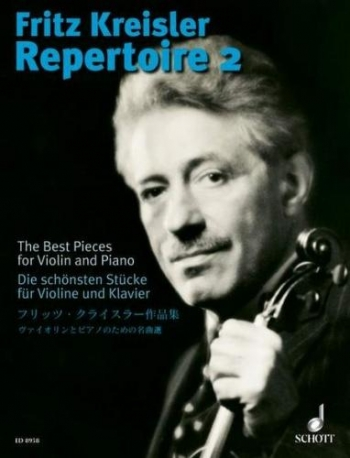 Repertoire: 2: Violin and Piano