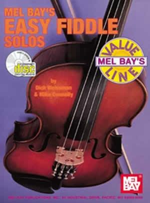 Mel Bays Easy Fiddle Solos: Violin