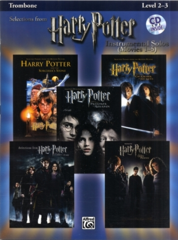 Selections From Harry Potter: Trombone: BC: Instrumental Solos