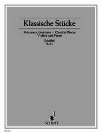 Classical Pieces: Vol.1: Violin