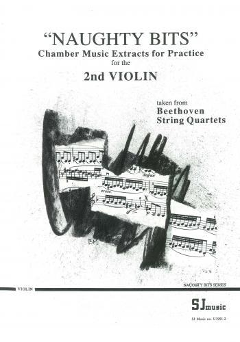 Naughty Bits: Chamber Music Extracts For Practice: Violin