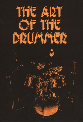 Art Of The Drummer Spiral: Book 1: Book Only
