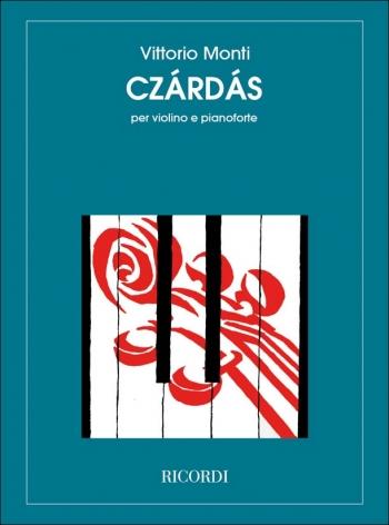 Czardas: Violin and Piano  (Ricordi)