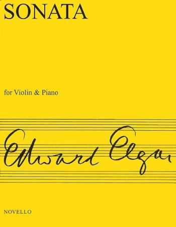 Sonata: Op82: Violin and Piano