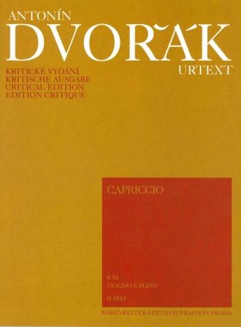 Capriccio: Violin and Piano