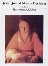 Bach: Jesu Joy Of Mans Desiring: Piano (Masterpiece Edition)