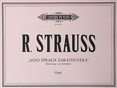 Also Sprach Zarathustra: Opening & Conclusion: Organ  (Peters)