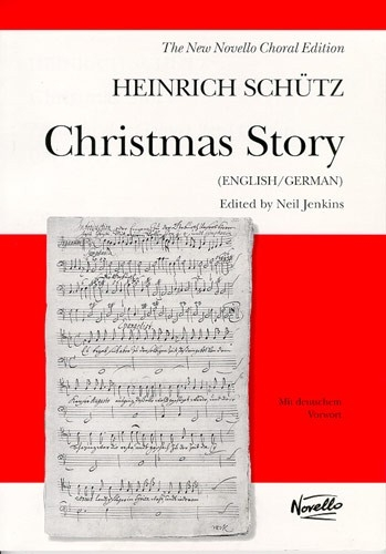 Christmas Story: Vocal Score (Jenkins)