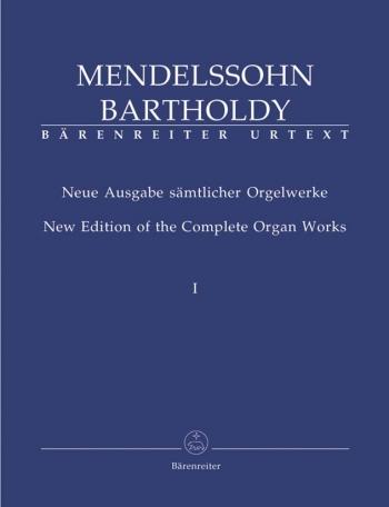 Complete Organ Works: 1  (Barenreiter)