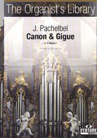 Canon and Gigue D Major Organ  (Fentone)
