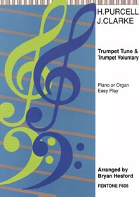 Trumpet Tune and Trumpet Voluntary: Organ